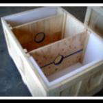 Heavy Duty Wood Shipping Crates