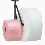 Bubble and Foam Rolls Dispensers