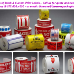 Shipping Labels Los Angeles