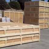 Custom crates and fabricated Foam Inserts