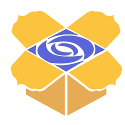 BlueRose Packaging Logo