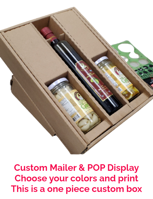 Custom Mailer and Display